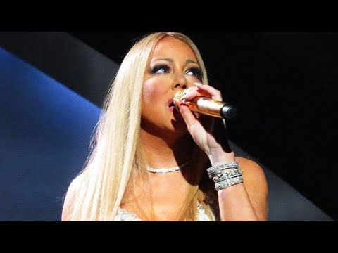 Mariah Carey - Ascending Vocal RUNS/SCALES! (Live)