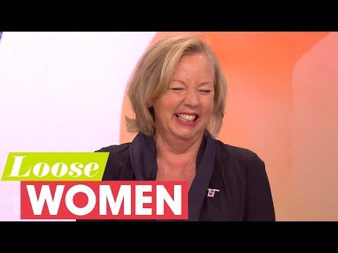 Deborah Meaden On Duncan Bannatyne   Loose Women