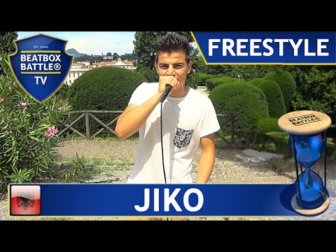 Jiko from Albania - Freestyle - Beatbox Battle TV