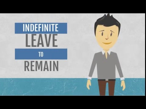 Image result for Indefinite Leave to Remain