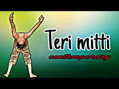 Teri Mitti Dance Cover | Contemporary | Kesari | Choreography by Kapil Saini | Amit kumar