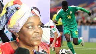 """La mère de Ismaila SARR : """" Il m'a appelé avant de jouer. Je lui ai dit de ..."""""""