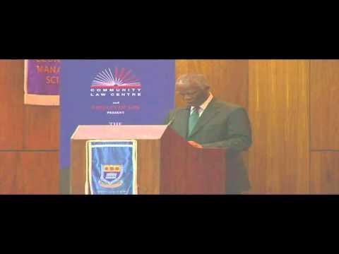Dullah Omar Thabo Mbeki