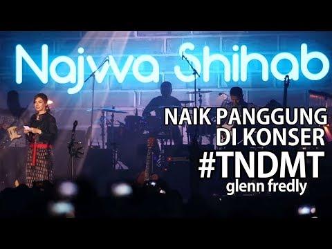 Naik Panggung di Konser #TNDMT Glenn Fredly untuk Slank