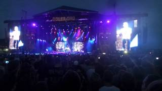 Linkin Park Burn It Down Download Festival 2014