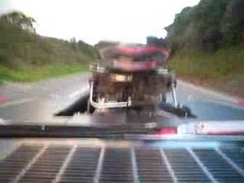 road surfing driftin camaro
