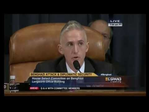 How to Interrupt, By Benghazi Committee Republicans
