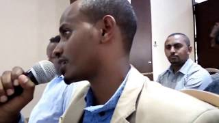 Journalist Zelalem Workagegnehu: Ethiopia's anti-terrorism law has [virtually] created terrorists