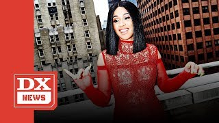 Cardi B Joins Beyonce In The Billboard Record Books