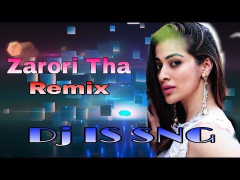 Zaroori Tha  Remix || Dj IS SNG || Rahat Fateh Ali Khan ||Hamari Adhuri Kahani
