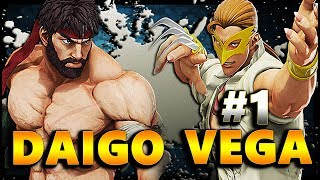 Daigo Umehara on some Ryu collides with the highest ranked Vega in ...