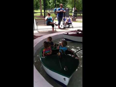 Coop boat ride city park