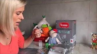Cum folosim un aparat de aerosoli – review nebulizator Trussa