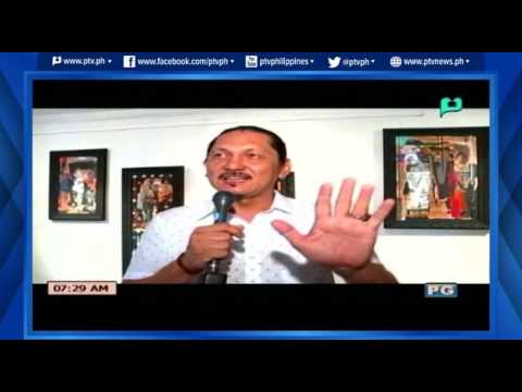 [Good Morning Boss] I love my Culture: Boston Gallery sa Quezon City [06|15|16]