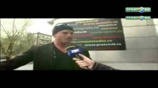 Dolph Ziggler in Romania