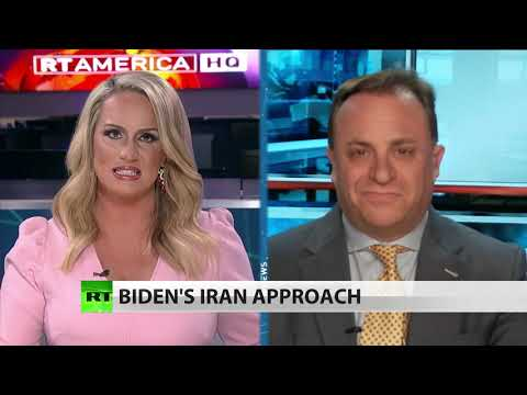 Did Biden bomb Syria just to spite Trump?