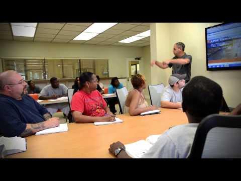 Bishop State - Logistics Operator Training
