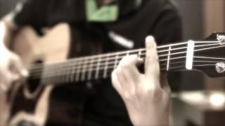 ทิ้งไว้กลางทาง (Fingerstyle Guitar) | ปิ๊ก cover