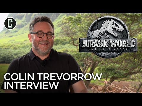 Colin Trevorrow on Jurassic World: Fallen Kingdom and Jurassic World 3 Mp3