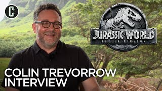 Colin Trevorrow On Jurassic World: Fallen Kingdom And Jurassic World 3