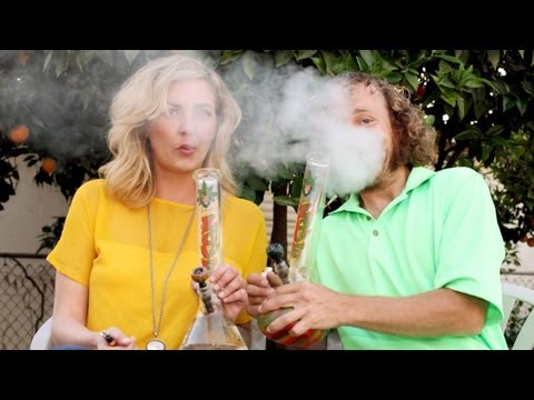 Marijuana Moms in Beverly Hills