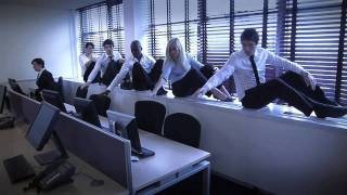 Good Office Space Planning & Design? Dance Of The Office Co-workers!