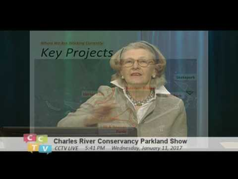 The Charles River Conservancy: An Overview