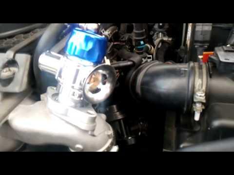 Valvula De Alivio Turbo Smart En Mazda Cx7 2 3 Turbo Blow