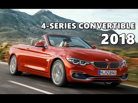 Bmw 4 Series Convertible 2018 In Depth Look