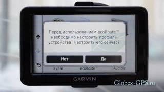 garmin nuvi 2455 - видео обзор от Globex-gps.ru