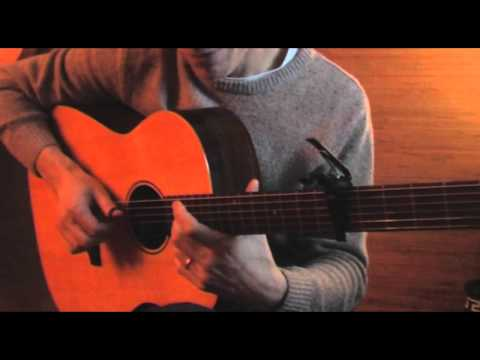 Another Christmas Song - Jethro Tull - acoustic fingerstyle guitar