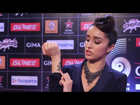 Shraddha Kapoor at Gima Awards 2015