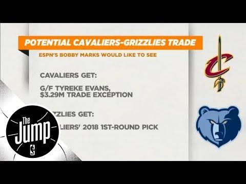 NBA trade machine scenarios before the deadline   The Jump   ESPN