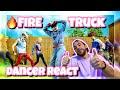 DANCER REACT to NCT 127 엔시티 127 '소방차 (Fire Truck)' MV & DANCE PRACTICE