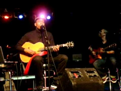 Anthony David - Cold Turkey LIVE