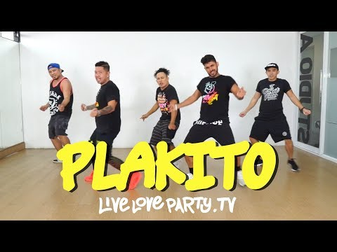 Plakito By Yandel   Live Love Party™   Zumba®   Dance Fitness