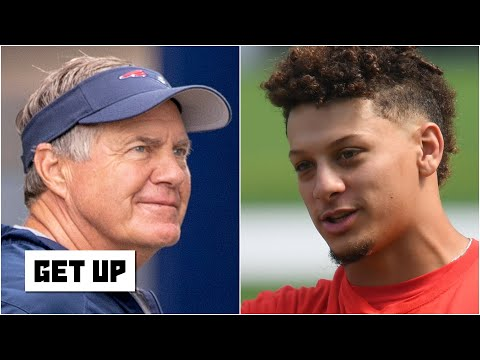 How will Bill Belichick and the Patriots defend Patrick Mahomes? | Get Up