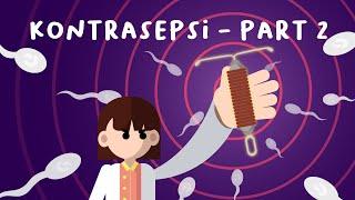 Menggunakan Hormon untuk Mencegah Kehamilan   Mengenal Kontrasepsi Part 2