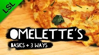 Omelette's | Life Saving Leftovers