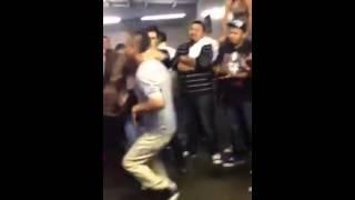 Quebradita mexican dancing