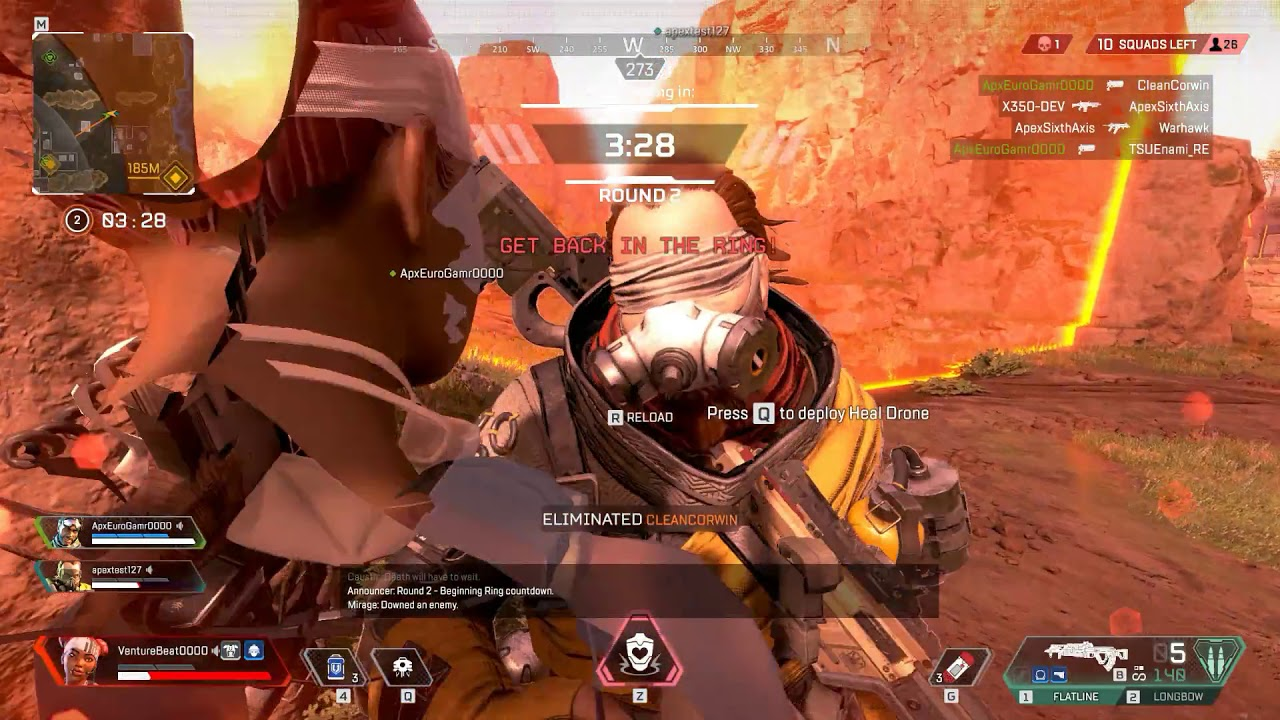 Apex Legends hands-on preview: Playing Lifeline, ambushed