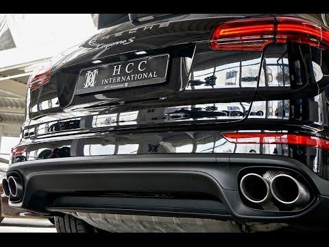 HCC-International - Porsche Cayenne S Diesel Tiptronic S |21 Zoll| Panorama
