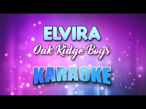 Elvira - Oak Ridge Boys (Karaoke version with Lyrics)