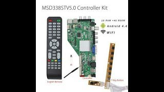 universal Android BOARD MSD338STV5.0