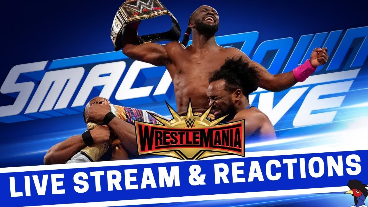 WWE Smackdown Live After WrestleMania 35 Live Stream & Reactions
