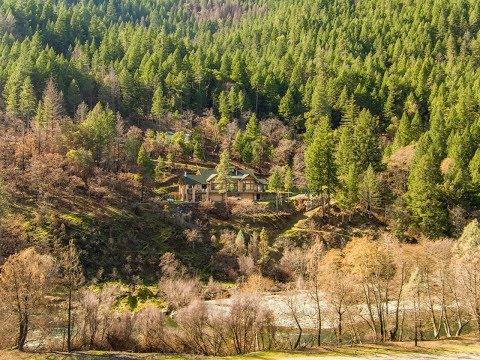 Amazing California Lodge | Trinity River Lodge