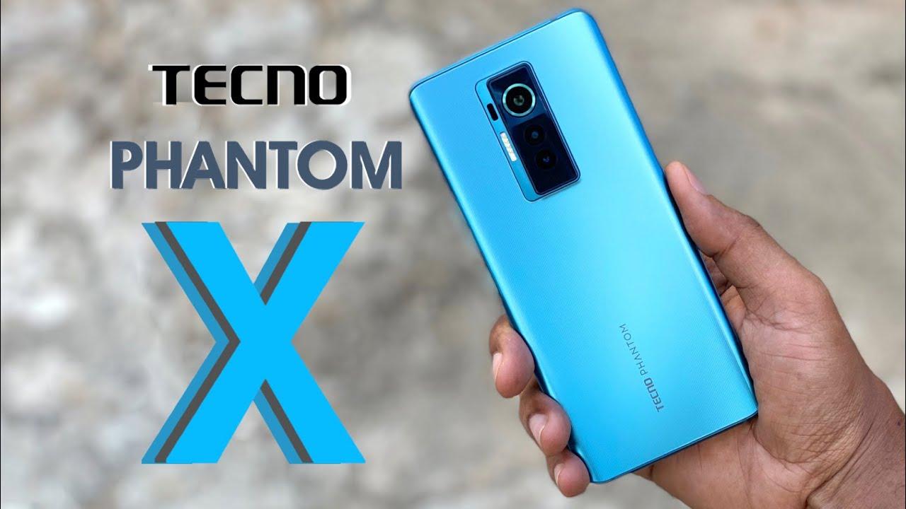 TECNO Phantom X Unboxing 👎🏽