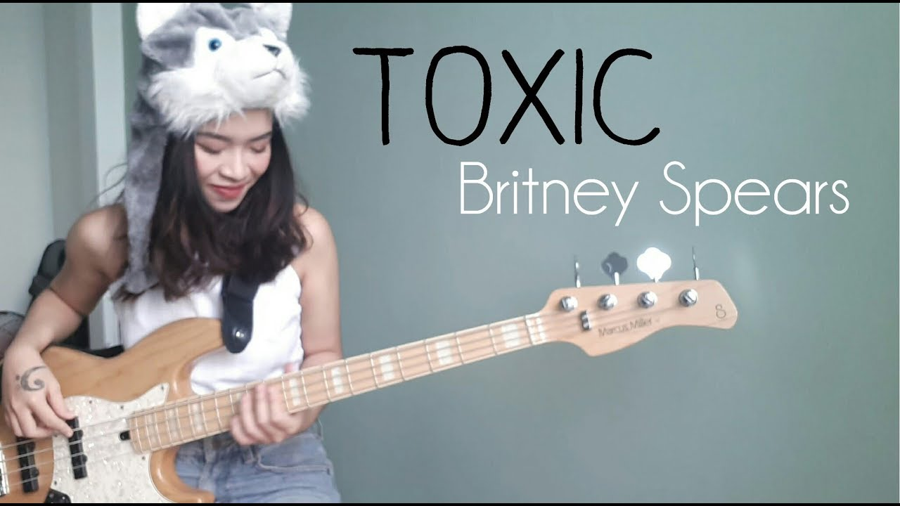 Toxic - Britney Spears Bass Cover