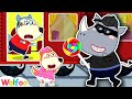 No No, Don't Go with Strangers + More Kids Safety Tips Compilation | Wolfoo Channel Kids Cartoon