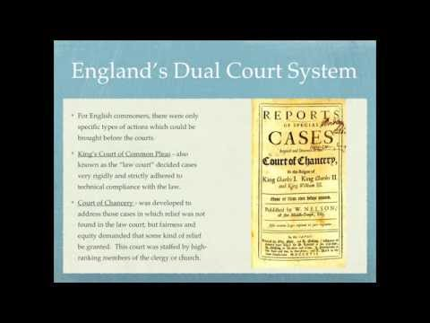 History and Philosophy of the American Legal System